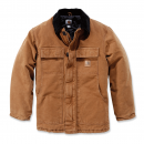 CARHARTT SANDSTONE TRADITIONAL COAT C26